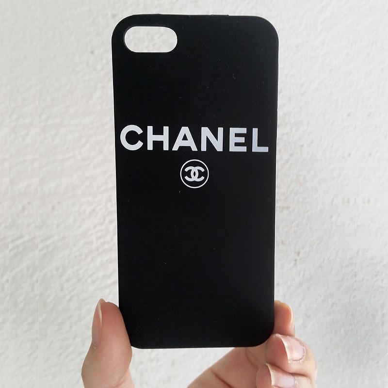 quality design 58a23 00796 Cover Chanel rigida Iphone 5/5s/SE