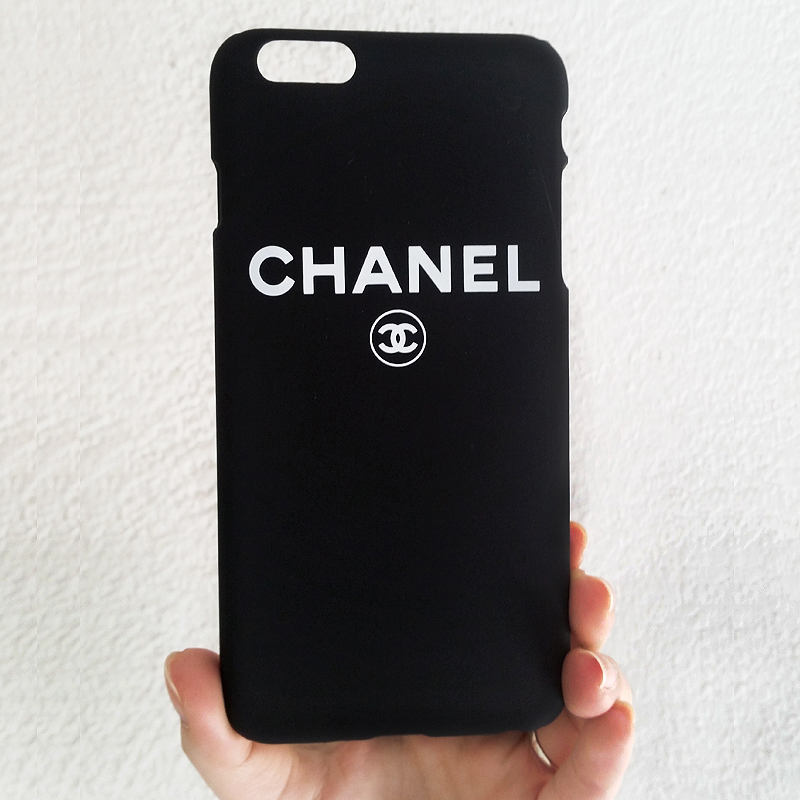 chanel iphone case cover chanel rigida iphone 6 plus la coccinella 10355